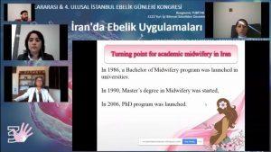 3. Uluslararası 4. Ulusal İstanbul Ebelik Günleri E-Kongresi
