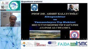 Uluslararası Katılımlı 10. Ulusal Akupunktur ve Tamamlayıcı Tıp E-Kongresi