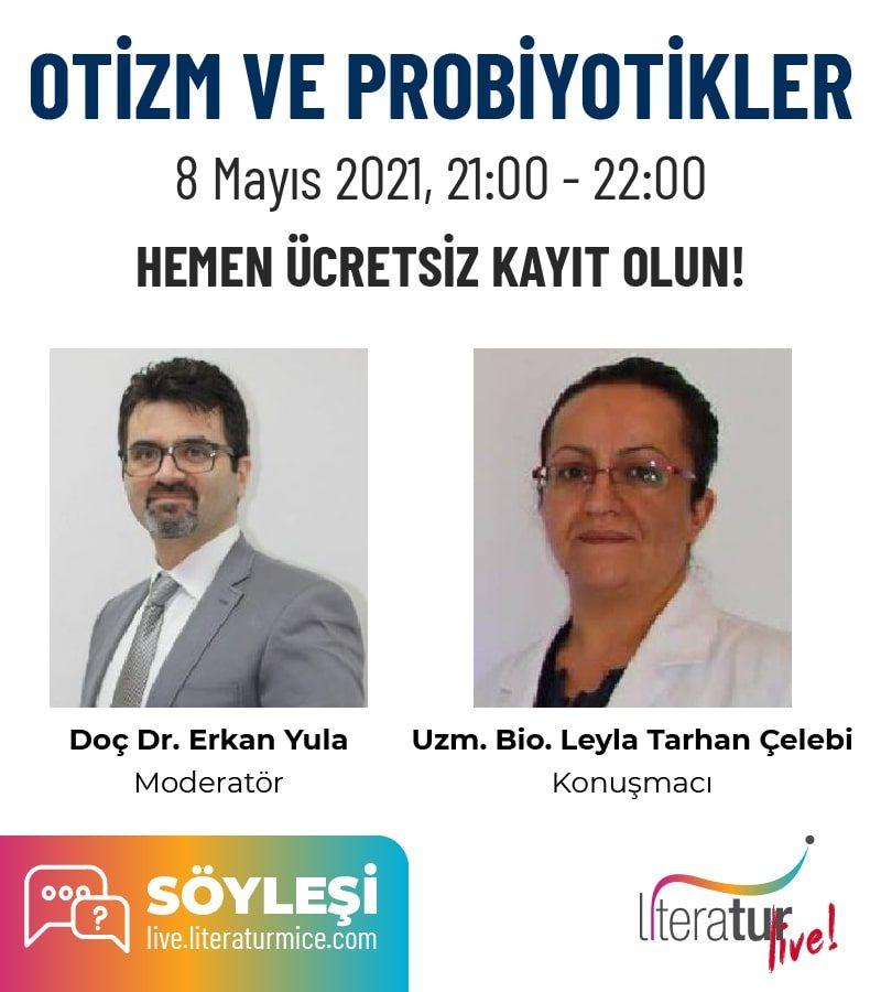 Otizm ve Probiyotikler - Söyleşi 2021