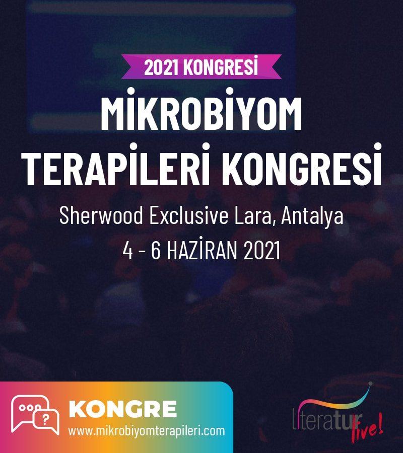 Mikrobiyom Terapileri Kongresi 2021